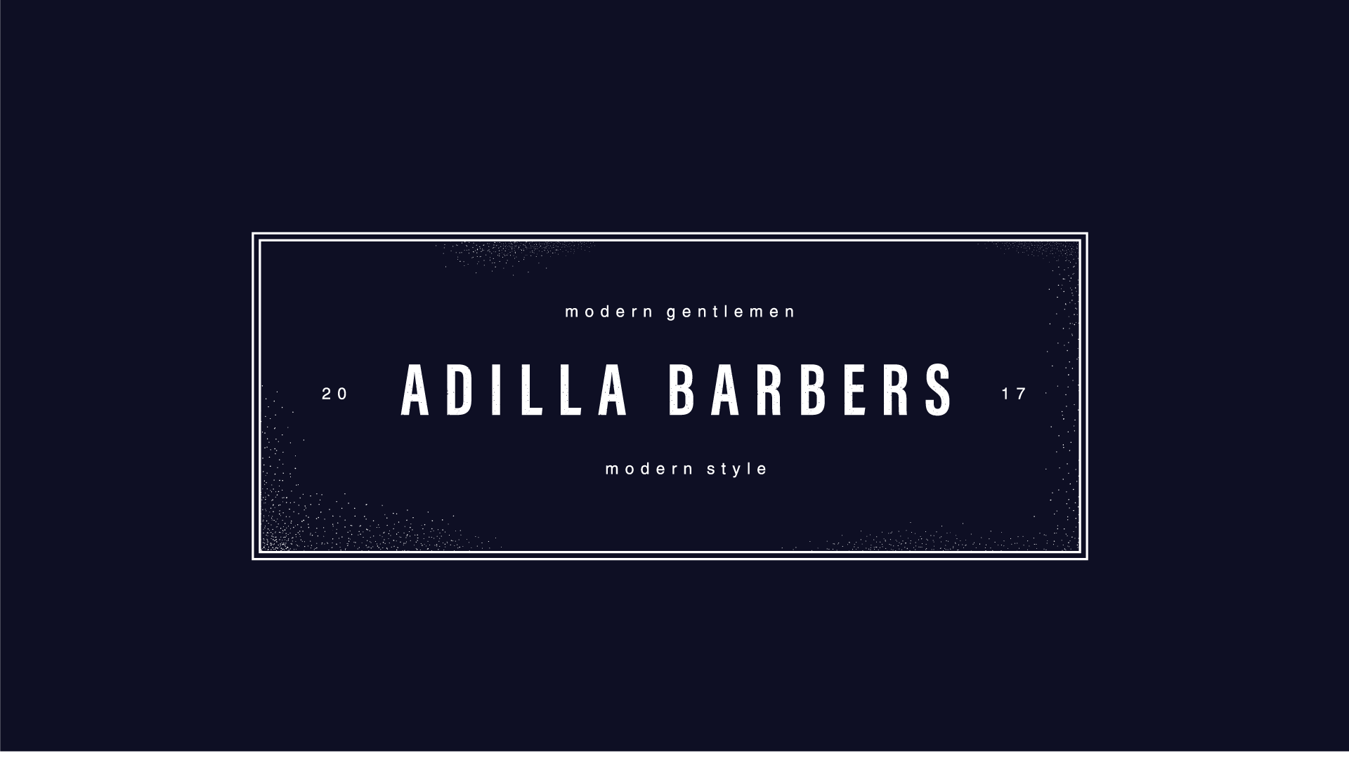Adilla Barbers Logo 2